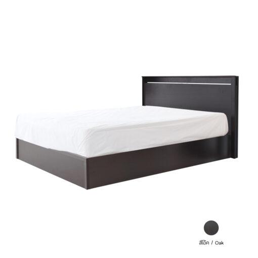 เตียงนอน รุ่น THEME สีโอ๊ค