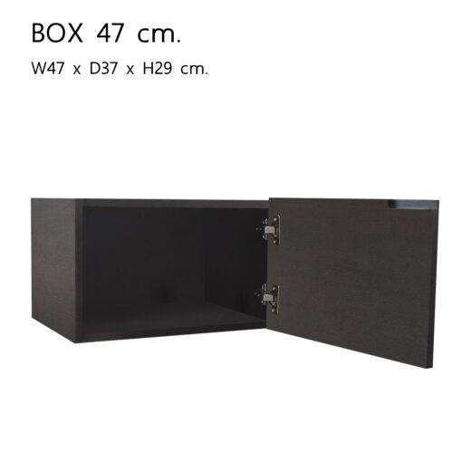 กล่อง BOX สำหรับ Shelf