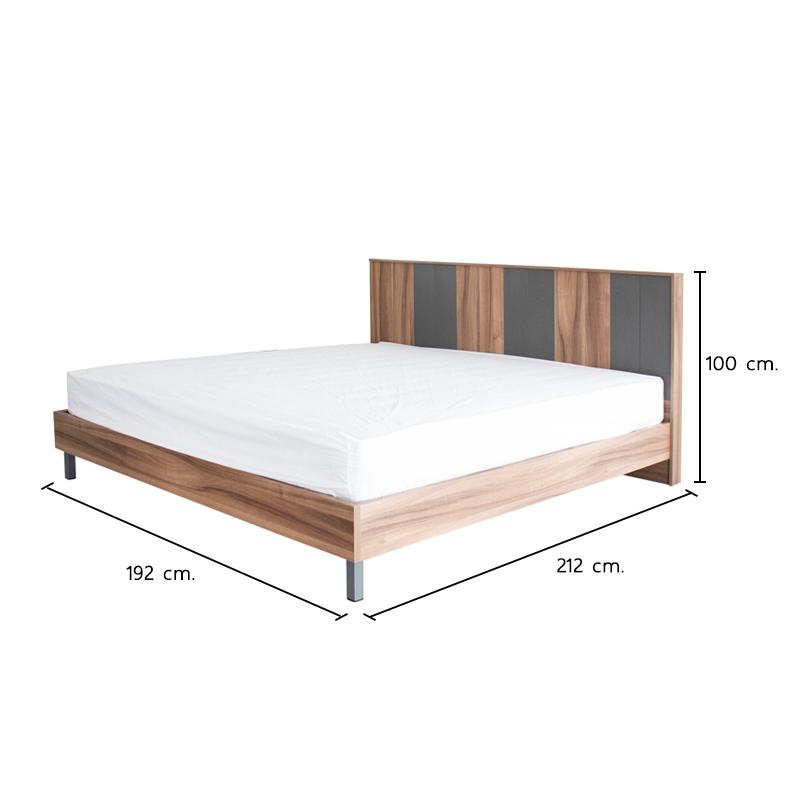 ขนาดเตียงนอน รุ่น PLAN